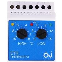 Терморегулятор OJ Electronics ETR/F-1447A (000000662). 45683
