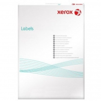 Этикетка самоклеящаяся Xerox 003R97411. 48607