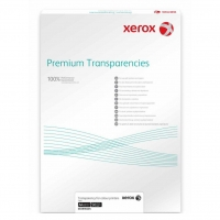 Пленка для печати Xerox A4 Universal Transparency +14mm Removable Stripe/100л (003R98198). 48604