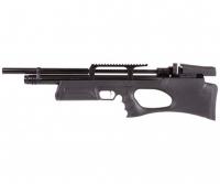 Винтовка пневматическая, воздушка Kral Puncher Breaker PCP Synthetic 4,5 мм с глушителем. Цвет - черный. 36810104