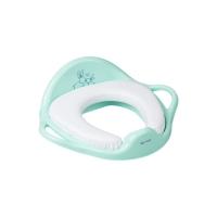 Накладка на унитаз Tega Little Bunnies KR-020 Soft мягкая 105 light green. 34458