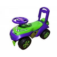 Чудомобиль Active Baby зелено-фіолетовий (013117-0202). 48527