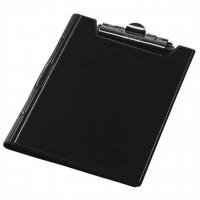 Клипборд-папка Panta Plast А4, vinyl, black (0314-0002-01). 47883