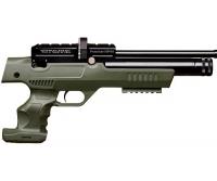 Пистолет пневматический Kral NP-01 PCP 4.5 мм ц: olive. 36810161