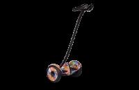 """Гироскутер с ручкой для детей и взрослых Monorim M1Robot Ninebot mini 10,5"""" (Music Edition) - Hand Drive Hip-hop Miami (Хип-Хоп Оранжевый). 31167"""