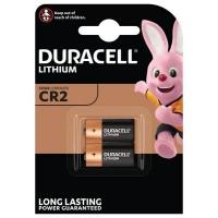 Батарейка Duracell CR2 Ultra Lithium Photo * 2 (06206301401). 47373