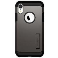Чехол для моб. телефона Spigen iPhone XR Tough Armor Gunmetal (064CS24877). 45233