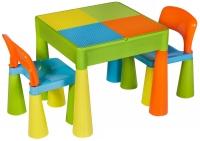 Детский стол и 2 стульчика Tega Mamut 899UN multicolor. 31037