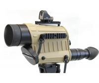 Труба зрительная, телескоп Hensoldt Spotter 45 15-45x72 ц: tan. 1870000