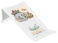 Горка для купания Tega Wild & Free Little Elephant DZ-026 (сетка) 103 white. 33170