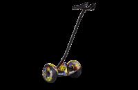 """Гироскутер с ручкой для детей и взрослых Monorim M1Robot Ninebot mini 10,5"""" (Music Edition) - Hand Drive Hip-Hop yellow (Хип-Хоп Желтый). 31168"""