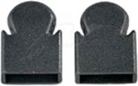 Наконечник для дуги Man Kung MK-150B-TIP ц:черный. 1000187