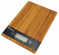 Кухонные электронные деревянные весы до 5 кг FO. 48864