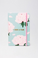 Планер I have a plan пион (голубой) FO. 49065