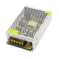 Блок питания перфорированный 12В 16.6А 200Вт, 2-кан для LED-лент CCTV F&D. 49086