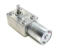 Мотор редуктор червячный JGY-370 12В 2об/мин F&D. 49140