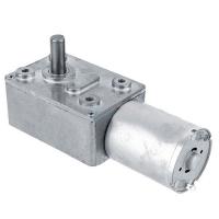 Мотор редуктор червячный JGY-370 12В 62об/мин F&D. 49144
