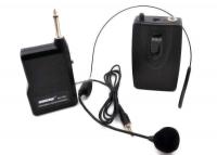 Радиомикрофон головной беспроводная гарнитура для радиосистемы MHz Max WM-707. 45665