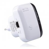 Беспроводной Wi-Fi репитер расширитель диапазона Wi-Fi сети MHz. 49043