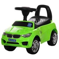 Детская каталка-толокар Bambi BMW M 3147B-5, зеленая. 49307