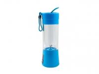Портативный блендер Juicer NG-02, синий. 48857