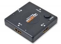 3-портовый свитч AG HDMI switch 3/1 Mini. 49240