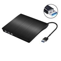 Внешний USB F&D 3.0 DVD-RW CD-RW привод, портативный дисковод, ECD819-SU3. 43008