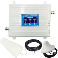 Усилитель связи GSM DCS 3G 4G репитер, усилитель связи 900МГц 1800МГц WCDMA 2100 МГц F&D. 49060