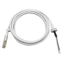 Кабель провод Magsafe L-тип для ремонта блока питания Apple MacBook. 42292