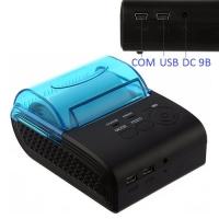 Термопринтер мобильный F&D, POS, Bluetooth 4.0 чековый принтер 58мм 5805DD. 49255