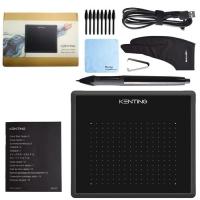 Графический планшет F&D с пером Kenting K5540 5.4x3.9'' для Osu!. 49000