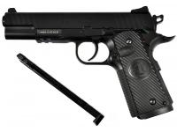 Пистолет пневматический ASG STI Duty One. Корпус - металл. 23702503