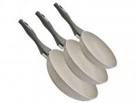 Набор сковородок Besser Stone 10328, 3 шт MHz. 49336