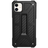 Чехол для моб. телефона Uag iPhone 11 Monarch, Carbon Fiber (111711114242). 45237