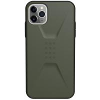Чехол для моб. телефона UAG iPhone 11 Pro Max Civilian, Olive Drab (11172D117272). 45240