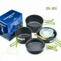 Набор посуды походный Cooking Set DS-301 FO. 49132