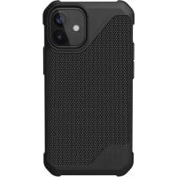 Чехол для моб. телефона UAG iPhone 12 Mini Metropolis LT, FIBR Black (11234O113940). 45245