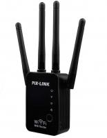 Репитер Wi-Fi Pix-Link LV-WR16 6970, черный MHz. 49053