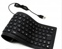 Клавиатура силиконовая MHz USB X3 6966. 42600