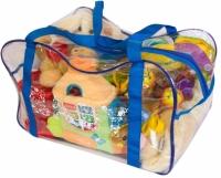 Сумка для игрушек (синяя) FO. 48714