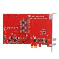 ТВ тюнер AG TBS6590 Multi-standard Dual Tuner PCIe CI. 44409