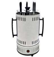 Электрошашлычница Domotec BBQ MS-7782, белая. 48876