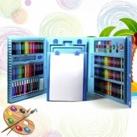 Детский художественный набор в чемодане 208 предметов FO. 45857