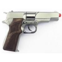 Игрушечное оружие Jim Beam Gonher Револьвер полицейский 8-зарядный (125/0). 48586