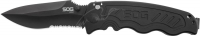 Нож SOG Zoom Black Blade. 12580157