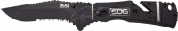 Нож SOG Trident Elite Black Blade. 12580167