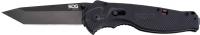 Нож SOG Flash II Tanto Black Blade. 12580173