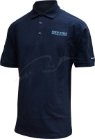 Футболка Cold Steel Embroidered Polo. Размер - M. Цвет - синий. 12601336