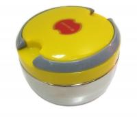 Пищевой термос судочек 0,7л Empire 1577 Yellow MHz. 49345