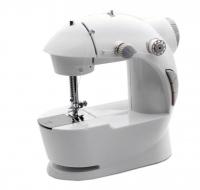 Портативная швейная машинка 4 в 1 с адаптером 220 MHz. 48965